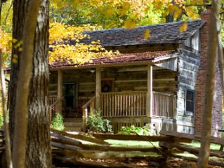 The Cabins On Cedar Ridge - Foust Cabin