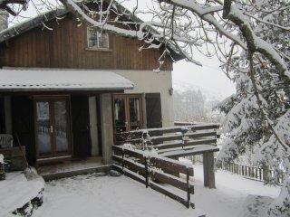 Gite chalet BEAU PANORAMA Station ski alpin/fond Haute Loire 43150 Les Estables