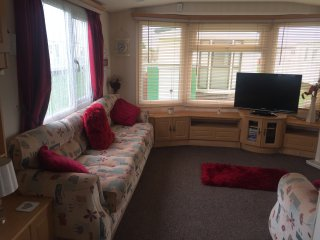Wheelchair Accessible Luxury 6 Berth Caravan on Golden Palm Resort
