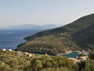 Ionian View Villas ,Dias