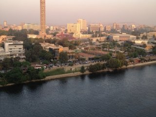 Luxurious pleasant Nile-view high-standard residancy
