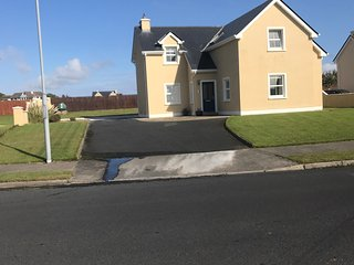 Walking distance from Belmullet