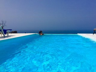 Villa con piscina El Rincón