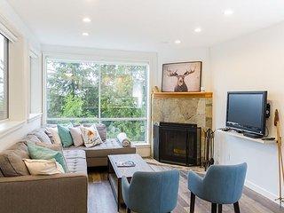 Elegantly renovated, Gorgeous 4 bedroom, 3 baths, Ski out, Glorious Views!