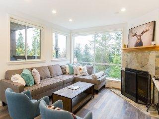 Elegantly renovated 3 bedroom, Sleeps 8, Ski in/out, Glorious Views!