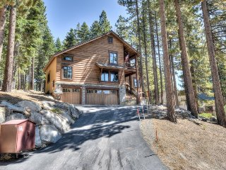 Incline Village Getaway with High End Finishes