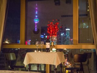 BUND 外滩 Outlook Dream Shanghai Modern Apartment