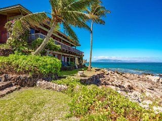 Napili West Maui 5 Bedroom Ocean Front!! Disounted at $999 Per Night!!