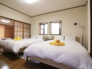 2 storied House with 2BR Shinjuku B27