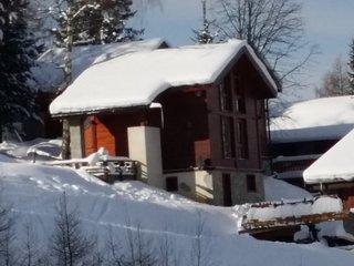 Chalet En Piste, Les Coches (4 bedrooms sleeping 10)