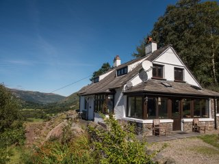 Hartsop cottage - superb views of Ullswater Valley