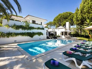 Villa Patty - luxury villa near Quinta do Lago Golf