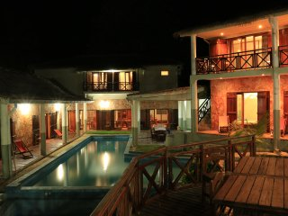 Lovely villa on the beach in Mahajanga city, luxury and calm Madagascar.