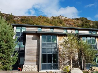 Eco apartment with spa bath and sauna - perfect for couples