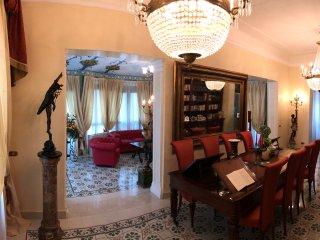 Villa Lucrezia e una struttura costruita negli anni 30 e ristrutturata