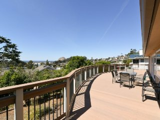 Morro Bay Heights Home with Amazing Ocean and Rock Views!
