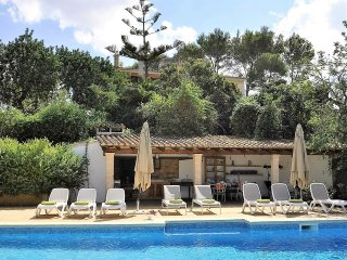 "Sa Costa d""Ullaro, Wonderful country estate with views and huge pool"
