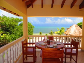 Marly's Place - two bedroom beachfront home with pool