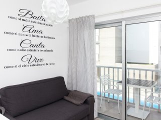 Corralejo Seaside Apartment with pool 41k