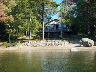 Lake House Private Beach(Swanlake) Swanville