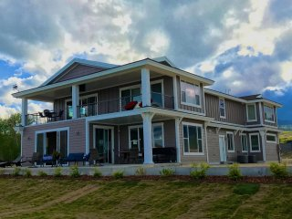 The Lake Dream at Legacy Beach.  6 Bedroom 6 Bathroom Lakefront Home.