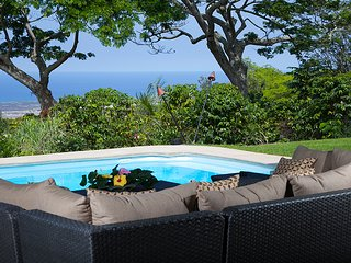 Spectacular Oceanview Kona Luxury Villa