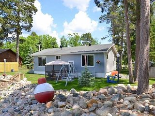 Fishhook River Cabin - Cabin Cute meets Modern Ammenities - Make Memories Here!