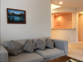 Stylish 2 bedrooms townhouse  全家具连体别墅