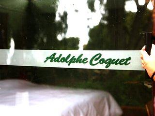 H. E. Casa Casilda - Adolphe Coquet Room