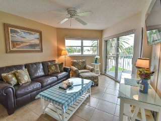 Sunrise Resort #209 | Attractive condo with pool and amazing balcony views