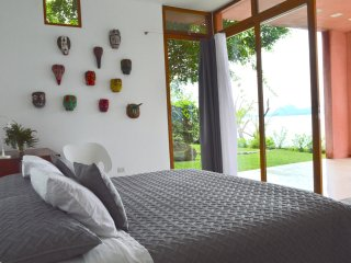 Anzan Atitlan White Room ( Beach | Terrace | Lakefront | View | Hammock)