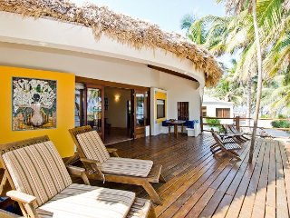 Newly renovated Luxurious Beach Front Villa