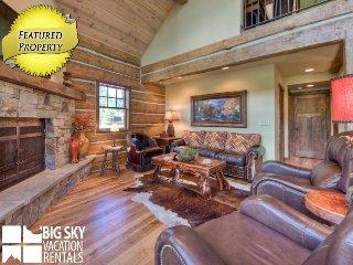 Big Sky Resort | Powder Ridge Cabin 10 Oglala