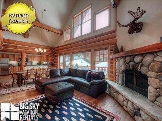 Big Sky Resort | Powder Ridge Cabin 13 Rosebud Loop