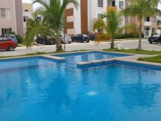 First Floor Apartment with pool, holiday rental in Cancun
