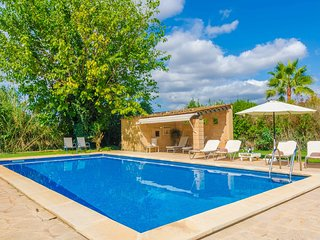 SERA NOVA - Villa for 4 people in Algaida