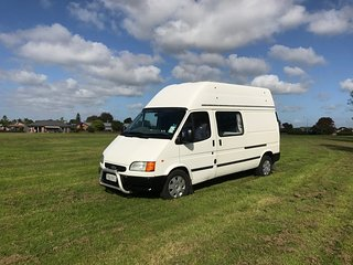 3 Berth Ford Transit Campervan