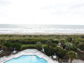 Station One - 5I Farrior-Oceanfront condo with community pool, tennis, beach