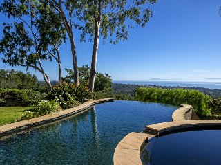 Breathtaking ocean views with your own private pool and spa - Tuscan Charm