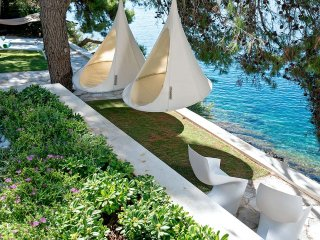 Luxury Villa Silvery Moon with pool and wellness facilities by the sea at Brac