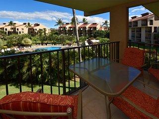 Say Aloha to Island Life! Pool View Suite w/Kitchen Ease, WiFi–Kamaole Sands
