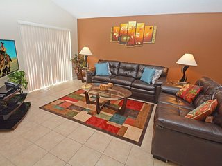 136CA. 4 Bedroom 3 Bath Pool Home In DAVENPORT FL.