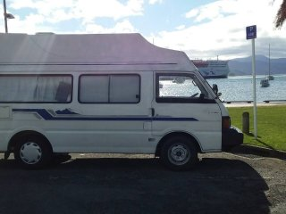 Campervan Discover NZ!