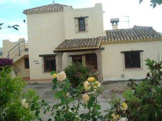 Cortijo rural Arboleas casa Azahar