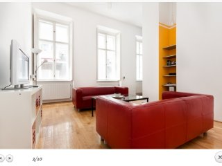 Bright Family apartment in Heart of the city with 3 rooms 2 bathrooms