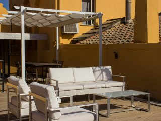 Great Terrace & Loft in Old Cagliari