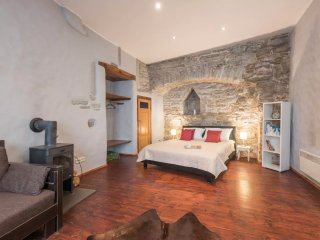 Medieval Town Wall Apartment