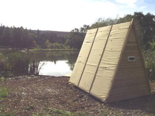 Wigwam , Glamping, set in wild surroundings , starry nights.