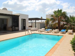 Private three bed villa with heated pool in desirable Costa Papagayo area