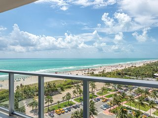 Chic Ambience W South Beach Private Residence Ocean View Unit 1209